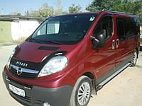 Opel Vivaro 2001-2015 гг. Мухобойка (VIP, полная)