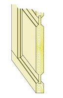 Комплект фрез для полного изготовления филёнчатых дверей