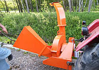 Измельчитель веток Cyklon (до 130 мм) с карданным валом, фото 1