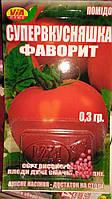 Семена томата Супервкусняшка Фаворит (0,3 грамм) ТМ VIA плюс