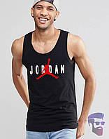 Майка борцовка мужская Jordan Джордан