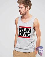 Майка борцовка мужская RUN DMC