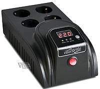 Стабилизатор напряжения EnerGenie EG-AVR-E1000-01 (220 В, 1000 ВА)