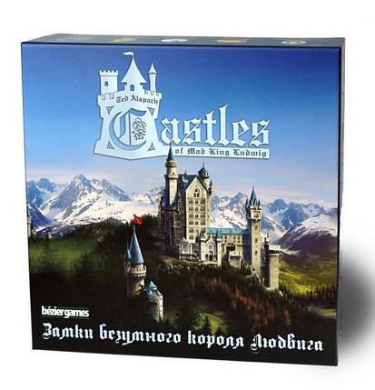Настольная игра Замки безумного короля Людвига (Castles of Mad King Ludwig) рус, фото 2