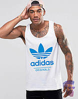 Майка борцовка мужская Adidas Адидас