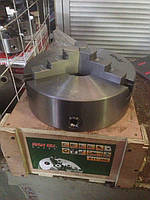 Патрон токарный 250 мм на планшайбу 3-х кулачковый 7100-0009