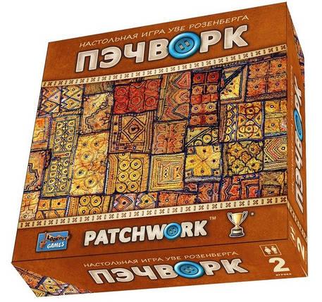 Настольная игра Пэчворк (Patchwork), фото 2