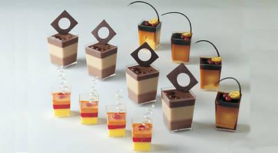 Посуда для Candy Bar