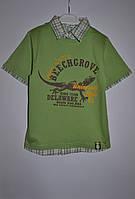 Модная футболка Германия C&A Palomino 104 см.