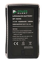 Аккумулятор V-mount PowerPlant Sony BP-190WS 13200mAh