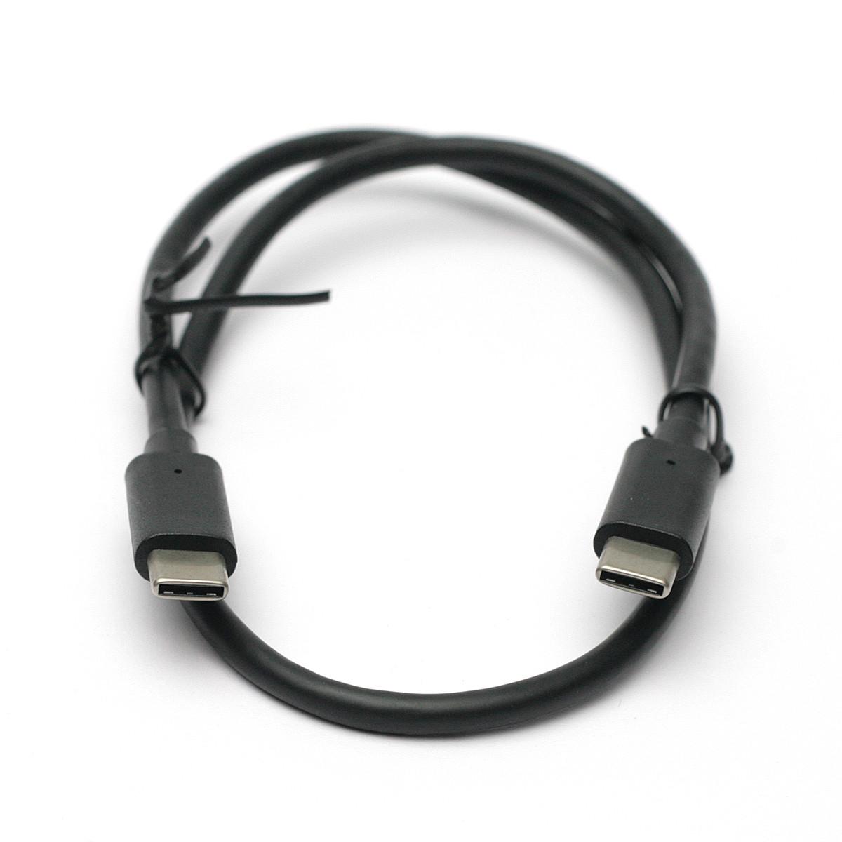 Кабель PowerPlant USB 3.0 Type-C – Type-C 0.5м
