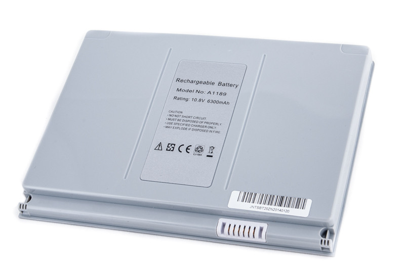 Аккумулятор PowerPlant для ноутбуков APPLE MacBook Pro 17