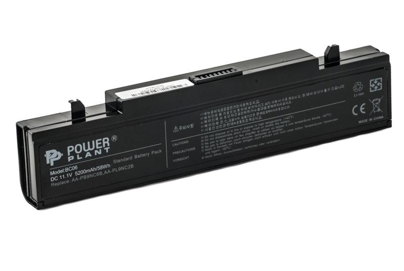Аккумулятор PowerPlant  для ноутбуков SAMSUNG Q318 (AA-PB9NC6B, SG3180