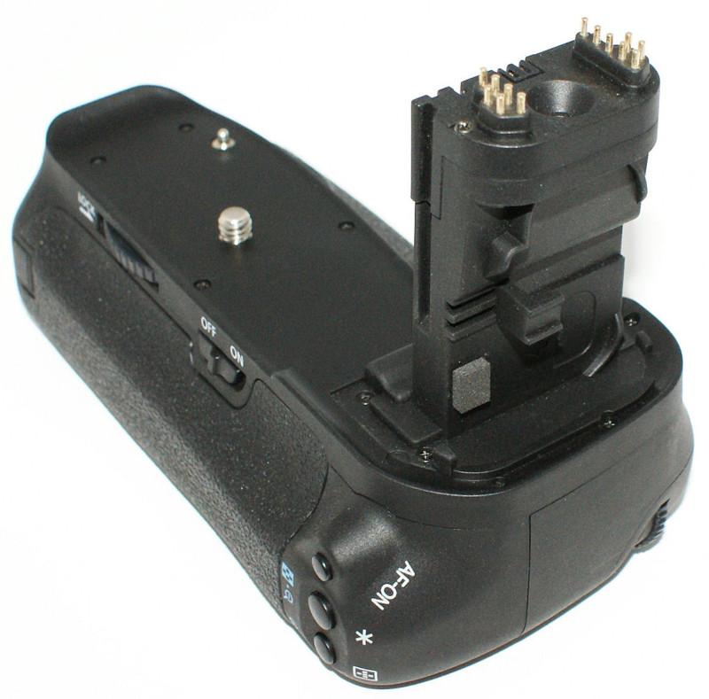 Батарейный блок Meike Canon 60D (Canon BG-E9) - НОУТКОМПЛЕКТ - все для вашего ноутбука в Киеве