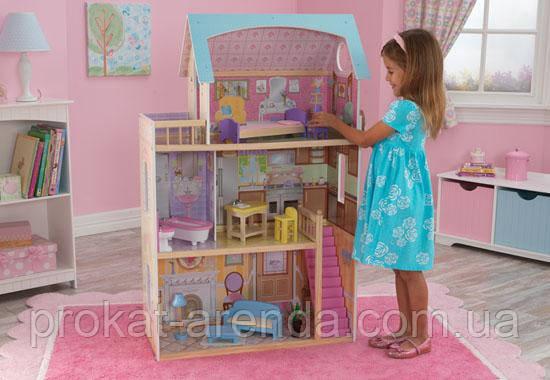 "Дом для кукол Kid Kraft "" Элегант"""