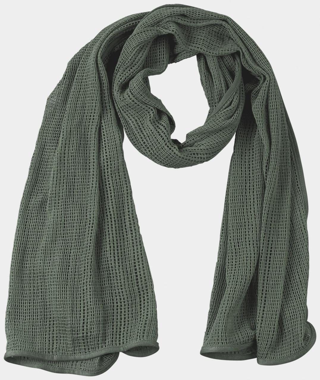 Шарф сетка маскировочный Helikon-Tex® Sorgo - Foliage Green