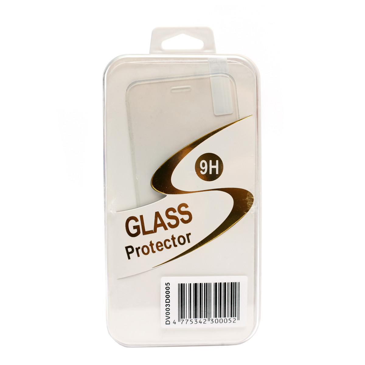 Защитное стекло 3D PowerPlant для Apple iPhone 6/6s Clear
