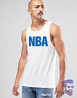 Майка борцовка мужская Jordan NBA Джордан