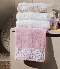 Махровые полотенца для рук и лица 50*90 см, 50*100 см