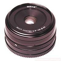 Объектив Meike 28mm f/2.8 MC X-mount для Fujifilm