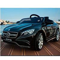 Детский электромобиль Mercedes , Автопокраска, колеса EVA