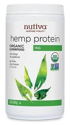 Nutiva Organic Hemp Protein 454g