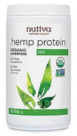Nutiva Organic Hemp Protein 454g, фото 1