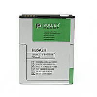 Аккумулятор PowerPlant Huawei CS366 (HB5A2H) 750mAh
