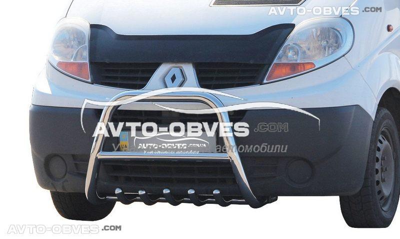 Дуга передня Renault Trafic, Ø 60 мм