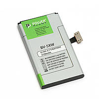 Аккумулятор PowerPlant Nokia Lumia 1020 (BV-5XW) 2100mAh