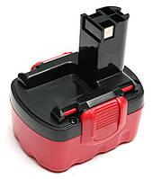 Аккумулятор PowerPlant для шуруповертов и электроинструментов BOSCH GD-BOS-14.4(A) 14.4V 2Ah NICD