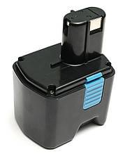 Аккумулятор PowerPlant для шуруповертов и электроинструментов HITACHI GD-HIT-18(A) 18V 2Ah NICD