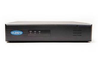 Видеорегистратор IP 4 канала NVR4104-4PECO