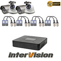 Комплект відеоспостереження KIT-2241DWA Intervision