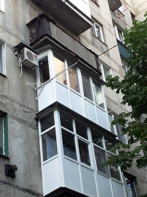 Комплекс дополнительных услуг при установке французского балкона. Установка внешних бельевых штанг ( штанги крепятся на бетонные панели дома).Монтаж автономной крыши. Не касаясь верхней соседской панели. Утепление минватой и подшивкой пластиком крыши