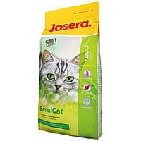 JOSERA SensiCat корм для кошек с чувствительным пищеварением, 10 кг