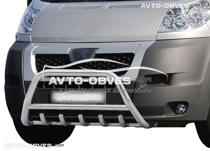 Дуга переднего бампера для Peugeot Boxer