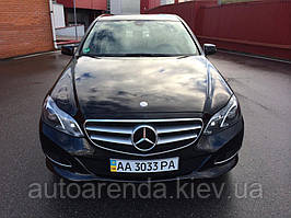 Аренда Мерседес W212 E 250 new