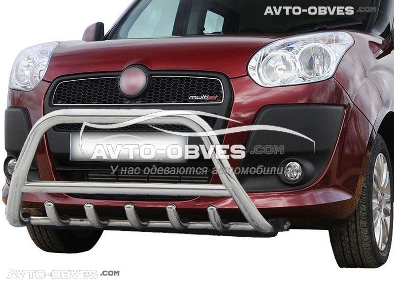 Дуга переднего бампера для Opel Combo 2012-2018