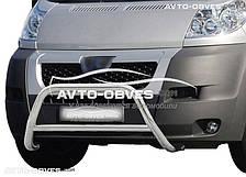 Кенгурятник для Пежо Боксер 2006-2014 п.к. RR006