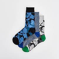 Шкарпетки (Носки) Reserved - Camo (3pack)