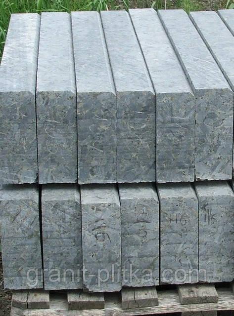 Поребрик гранітний Житомир ціна