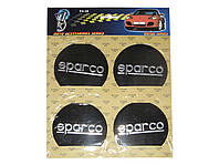 Наклейка на колпаки KS-99 Sparco