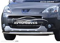 Защитная дуга для Peugeot Partner Tepee 2008 - 2015 (п.к. V001)