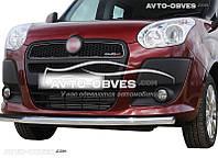 Кенгурятник прямой ус для Opel Combo 2012-...