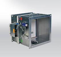 Клапан противопожарный PKTM III 120 квадратное сечение