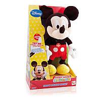 Мягкая игрушка Микки Маус - IMC Toys, Happy Sounds MIckey, Disney