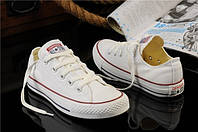 Кеды Converse All Star White