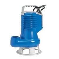 Zenit DG Blue, канализационные насосы с глубоко посаженным рабочим колесом vortex