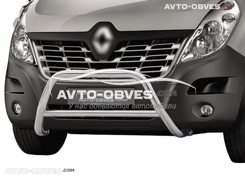 Защитная дуга для Renault Master 2010-... п.к. RR006